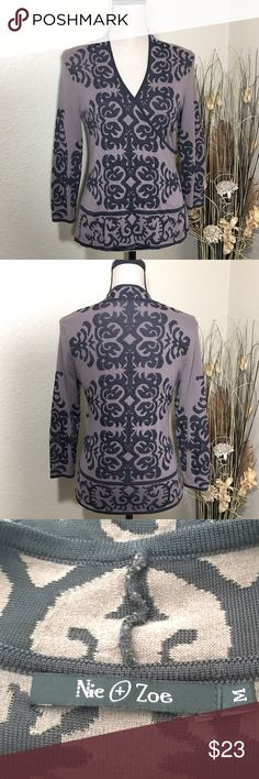 Shop Women's NIC+ZOE Black Tan size M Tops at a discounted price at Poshmark. Description: Very pretty wrap style top in taupe and black. Nic And Zoe, Wrap Style, Fashion Tips, Fashion Design, Fashion Trends, Taupe, Men Sweater, Awesome, Womens Fashion