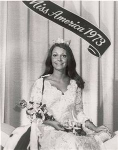 Terry Meeuwsen, Miss America 1973. From De Pere, Wisconsin, www.facebook.com/definitelydepere