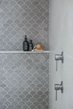 32 Simple and Practical Hexagon Tile for Your Bathroom - #Bathroom #Hexagon #Practical #Simple #tile