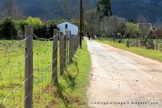 Finding Pretty Again: Greyton on a sunny winter's day Winter Day, South Africa, Sunnies, Landscapes, Country Roads, Fall, Pretty, Travel, Nice