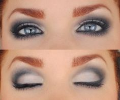 50 shades of grey eyeshadow!  BEAUTIFUL!  Use YOUNIQUE mineral pigments in FIESTY, NAIVE, RISQUE and CURIOUS and of course 3DFiber Lashes to create this look!  Pigments are available individually or in sets for only 4/$35 or 10/$85.  click on the photo to be taken to my YOUNIQUE website (brow color BEAUTIFUL), for a twist, add PRECOCIOUS or FLIRTY!