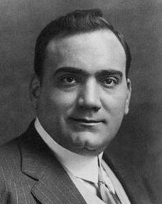 Enrico Caruso, Tenore. #ilovenapoli