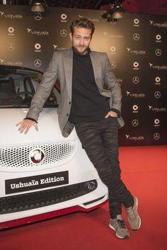 Peter Vives en el evento de presentación Smart Ushuaïa Limited Edition 2016