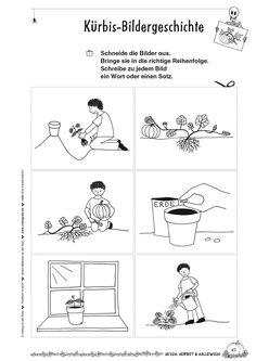 Bildergeschichte | Teaching stuff | Pinterest | Deutsch, Sequencing ...