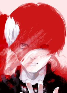 Kaneki | Tokyo Ghoul His life is a dramaaaaaaaaa Hate it but the pic just to beautiful!!!!!
