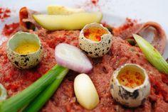 Recept: Tatársky biftek | Nebíčko v papuľke