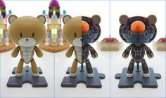 "Custom Build: HGPG 1/144 Puchigguy ""Mechanic Presentation"" - Gundam Kits Collection News and Reviews"