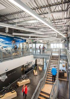 ENVE Composites Headquarters  #envecomposites #commercialarchitecture