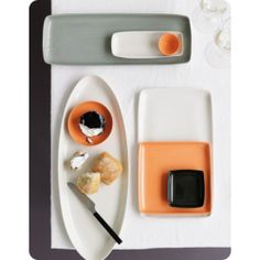 New MUD products and colors in store including orange and grey you see here!