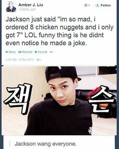 How can you not love Jackson?