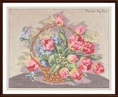 Bára č. 3 - Jarný košík (Bára magazine - Spring Bouquet)