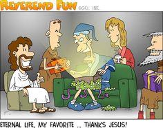 A little Christian humor! ❤