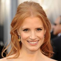 Rebecca Bishop -Jessica Chastain A lot of fancasts have Chastain cast as Diana, but I think with her somewhat maternal look, and beautiful red hair, she would be better suited to the role of Diana's protective and loving mother