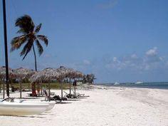 Playa Santa Lucia de Camaguey