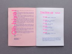 The Noisy Girls Club – Design and Marketing – layout Graphisches Design, Buch Design, Cover Design, Print Design, Design Food, Design Trends, Graphic Design Magazine, Magazine Layout Design, Magazine Layouts
