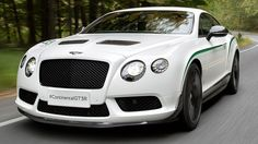 2016 Bentley Continental GT3-R: Insane In All The Right Ways! - Ignition...