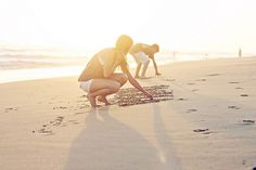 Image shared by ♡ analu ♡. Find images and videos about summer, boy and couple on We Heart It - the app to get lost in what you love. Summer Of Love, Summer Fun, Summer Time, We Heart It, Sand Drawing, Couple Beach, Summer Beauty, Love Drawings, Favim