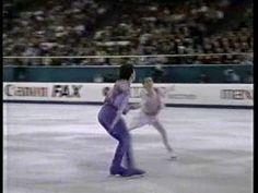 Natalia Mishkutenok-Artur Dmitriev LP 1992 World Figure Skating Championships