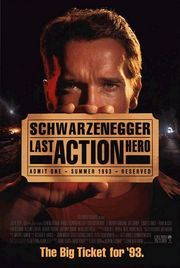 Private: Last Action Hero 1993 Authentic x Original Movie Poster Rolled Arnold Schwarzenegger Comedy U. One Sheet Advance Original Movie Posters, Movie Poster Art, Hero Movie, Movie Tv, Epic Movie, Last Action Hero, Art Carney, Charles Dance, Hero Poster