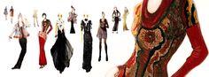 Exciting decades  selection of archive illustrations   Nikola Eftimov  fashion & costume design