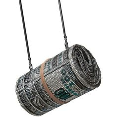 JUDITH LEIBER X ALEXANDER WANG BAG | CLUTCH | Alexander Wang Official... ($4,995) ❤ liked on Polyvore featuring bags, handbags, clutches, white purse, white handbag and white clutches #handbagsandpurses