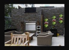 Green walls, vertical gardens, natural habitats, green air, » Hanging Gardens, Vertical Gardens, Green Walls, Green air, NZ, natural habitat...