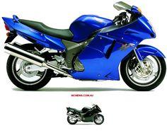 MCNEWS.COM.AU - Motorcycle Wallpaper - Honda CBR1100XX Super Blackbird - 1280x1024