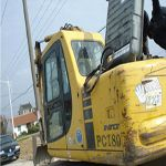 Good quality used excavator Komatsu PCwa40 is ready to be sold. With latest technology,the machine is good i...
