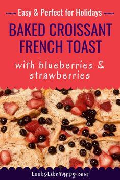 Baked Croissant Fren