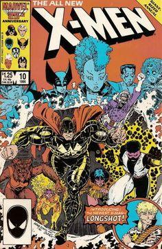 X-Men   Annual Vol 1 10.