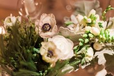 Winter weddings, compared to Summer weddings, have a completely different selection of flowers available to them. These are some of our favorites. | A Day In May, Event Planning & Design | Northern Michigan Weddings | Traverse City Weddings | Wed in a Winter Wonderland | Grand Traverse Resort and Spa | Blaine Seisser