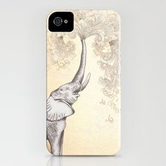 Elephant Case!   This is so cute!
