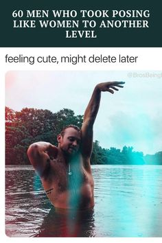 Here are 60 men acting like girls on Instagram and the photos are all too accurate: