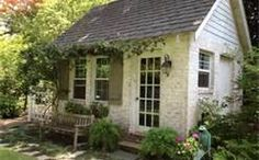 Pretty Garden Shed - Bing Images
