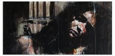 guy denning inoffizielle mitarrbeiter oil on canvas 2010 Painting Plastic, Plastic Art, Magazine Art, Contemporary Paintings, Urban Art, Art World, Painting & Drawing, Oil On Canvas, Guys