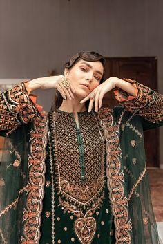 Party Wear Dresses, Wedding Party Dresses, Bridal Dresses, Raw Silk Fabric, Pakistani Dresses Online, Pakistani Bridal, Party Shirts, Dress Making, Bunion