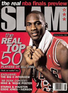 19. Michael Jordan *23 - Bulls