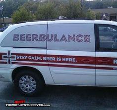 Best ambulance ever!