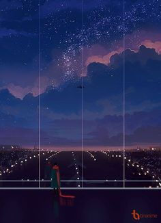 """Find and save images from the """"view"""" collection by R (velnika) on We Heart It, your everyday app to get lost in what you love. Wallpaper Animes, Animes Wallpapers, Cute Wallpapers, Aesthetic Art, Aesthetic Anime, Stock Design, Scenery Wallpaper, Anime Scenery, Pixel Art"""