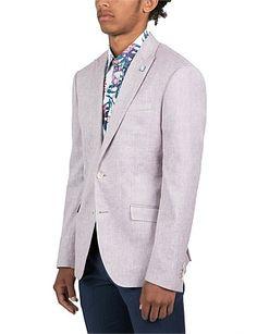 Summer Shades, Mens Sport Coat, Premium Brands, David Jones, Sports Jacket, Jackets Online, Wedding Suits, Skinny Fit, Blazer Jacket