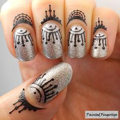 Review: BPS Cuticle Tattoos | Painted Fingertips