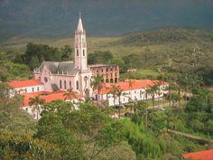 Santuário de Nossa Senhora Mãe dos Homens - Minas Gerais