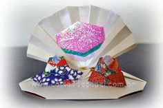 Origami - Hinadolls