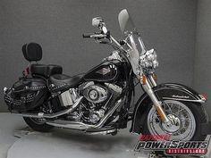 eBay: Softail® FLSTC HERITAGE CLASSIC WABS 2015 Harley-Davidson Softail FLSTC HERITAGE CLASSIC WABS Used #motorcycles #biker