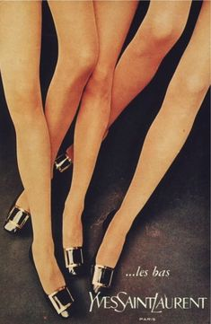 TheHistorialist: 1965 | ROGER VIVIER | DESIGN FOR A BUCKLED SHOE | VIVIER FOR…