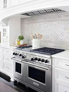 find this pin and more on kitchen likes by blueize14 - Subway Tile Backsplash Ideas For The Kitchen