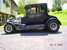 Model T #ClassicFord Old Hot Rods, Cool Old Cars, T Bucket, Army Vehicles, Hot Rod Trucks, Pedal Cars, Ford, Drag Cars, Street Rods