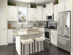 best 25 small l shaped kitchens ideas on pinterest l shape kitchen layout kitchen layout l. Black Bedroom Furniture Sets. Home Design Ideas