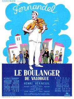 Le boulanger de Valorgue, 1953