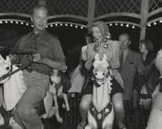 RUMMELPLATZ DER LIEBE (1954) Werkfoto 1